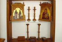 Εκκλησιαστικά Είδη / Εκκλησιαστικά είδη φιλοτεχνημένα από τον Γιώργο Παττέ | www.pattes.gr