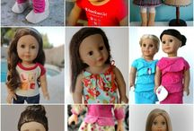 Sewing 18 inch Doll Clothes
