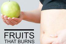 frutas que queman grasa