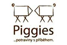 Piggies... potraviny s příběhem.