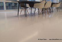 Office Resin Flooring - Best Seamless Resin Floors