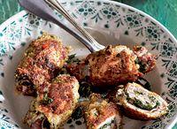 Italiaanse hoofdgerechten - Italian food main course / Italiaanse recepten om te proeven en te bewaren.
