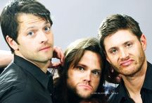 Supernatural <3 / Saving people hunting things, the family business.