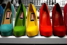 Fashion: If the shoe fits / Buy one in every color
