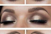 Eyes / Tutorials and inspiration for eye makeup