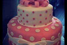 cakes / by Sara Kimbrell