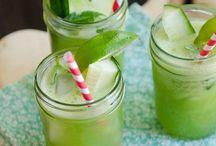 Half Full / Drinks that make me thirst...ier