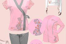 outfits enfermeria