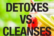 Detox Cleanses