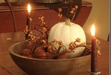 Fall Decor/ Halloween / by Brooklyn Chisolm