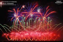 Festival of Fireworks / The Festival of Fireworks Catton Hall