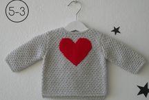 Knitting - Jumper
