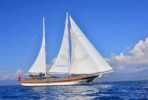 KAYHAN 11 / #gulet, #yacht, #bluevoyage, #yachtcharter, www.cnlyacht.com