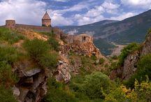 Arménie / Un pays de beauté incroyable