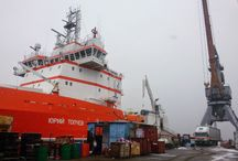Корабли / Фото ледоколов и кораблей