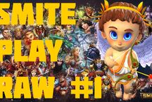 Smite PlayRaw Videos / #Letsplay verrückte Gamer im Rawstyle spielen Smite seit wie live dabei.
