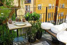 erkély / balcony