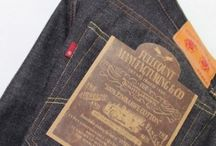 Full Count Jeans / Tsujita's jeans are beautiful and tough, but before they aren't tamed by the duration of wear. They are tamed by why he or she wears them.