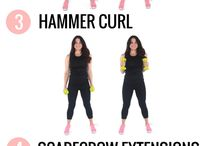 Excersise for arms