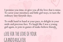 We Said It! / Quotes, poems and inspirations created by The Grandparent Gift Co. Creative ideas and gifts for all generations of your family.