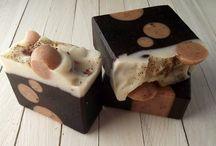 Soap making / Cold process soap
