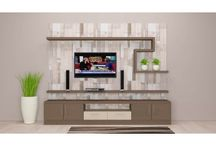 TV Unit Online / Shop Now for Contemporary entertainment Tv Unit Online in Bangalore. Buy Best designs for Corner, wall mounted LED & LCD TV cabinets for living room @Affordable Price.