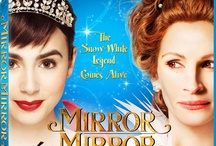 Mirror Mirror on Blu-ray, DVD and Movie Download 6/26 (U.S.) / by Mirror Mirror