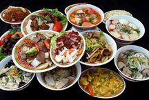 ASIAN FOODS / Syö niin paljon kuin jaksat