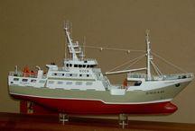 Pesqueros / Barcos dedicados a la pesca.