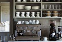 Coffee Shops & Bars