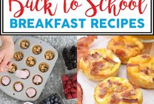 Breakfast Ideas / Breakfast ideas: smoothies, shakes, sandwiches and more!