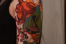 Le tattoo