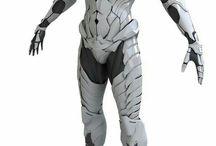 suits mech e armor