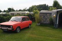 Daf 66 1400cc / Daf 66 uit 1972 verbouwd met volvo 343 onderdelen .  de motor (1400cc) , vario en remmerij zijn over gezet