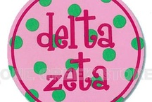 Delta Zeta - Founded Oct. 24, 1902 / Delta Zeta is one of NPC's 26 member organizations.