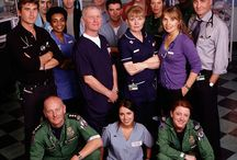 Casualty Characters Group Shots