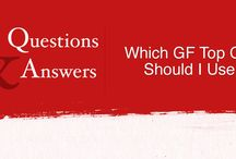 Q & A's / GF Answers your most burning questions when it comes to refinishing furniture.  / by General Finishes