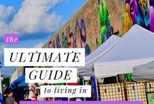 Houston Neighborhood Guide