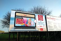 Billboard Design / Billboards designed by AKGraphics