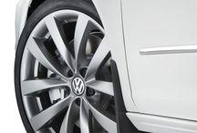 Volkswagen Splash Guards / Genuine Volkswagen Splash Guards. OEM VW Front Splash Guards and VW Rear Splash Guards for Beetle, CC, Eos, GTI, Passat and Touareg.