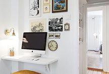 work studio.
