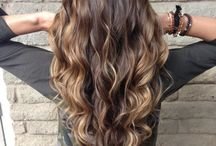 Hårfarge/frisyre