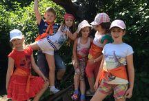 Детский лагерь Подсолнух в Свиблово / Сезонные детские лагеря в свиблово