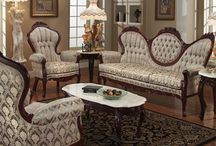 Interior design and home decor