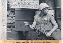 AR15/M16 Rifles Vietnamwar