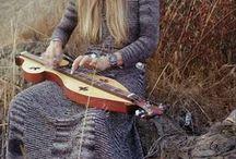 Musicians of my era / Mostly folkies / by Jeannie McCarthy Raymond