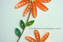 Quilling cascading