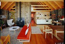 Cabin Interiors - Decor