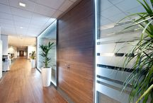 Case Study: Travis Perkins Head Office / Sektor Commercial/Office Partitioning