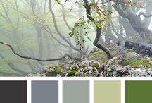 χρωματικες παλετες